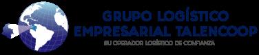 Logo Grupo logístico empresarial talencoop